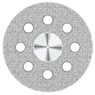 Алмазный диск (351)