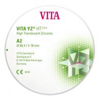 VITA YZ HTColor A3, 25 mm