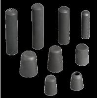 ГРАФИТОВЫЕ ТИГЛИ И ГРАФИТОВЫЕ ВКЛАДЫШИ для литейной установки Bego Fornax,  6 шт